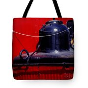 One Brass Bell Tote Bag