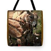 One Bucket Tote Bag