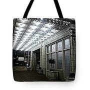 One Bulb Is Out Tote Bag