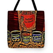 One Classy Nut Tote Bag
