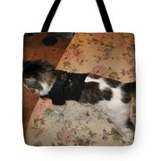 One Cool Cat Tote Bag