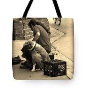 One Cool Dog Tote Bag