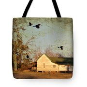 One Day It Will Be Gone Tote Bag