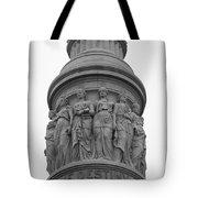 One Destiny Tote Bag by Teresa Mucha