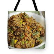 One Dish Meal Tote Bag