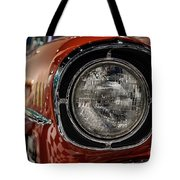 One-eyed Chevy Tote Bag