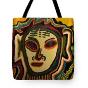 One Eyed Mystery Women Tote Bag