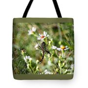 One Giant Spider Tote Bag
