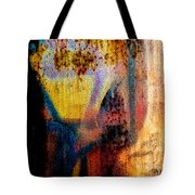 One Half Tote Bag