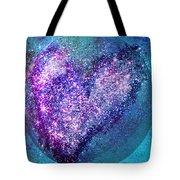 One Heart One Earth Tote Bag