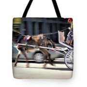 One Horse Power Tote Bag