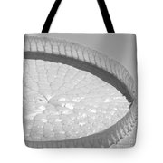 One Huge Lily Pad #3b Tote Bag