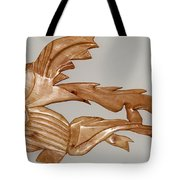 One Hungry Fish Tote Bag