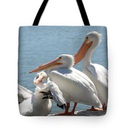 One In Every Crowd Tote Bag