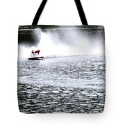One In Turn Two 24418 Tote Bag