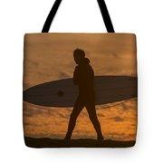 One Last Wave Tote Bag