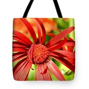 One Lazy Petal Tote Bag