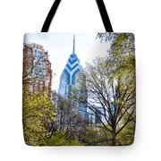 One Liberty Place Tote Bag