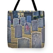 One Lonely Flag Tote Bag