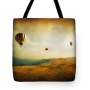 One Man's Dream Tote Bag