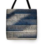 One Mile Tote Bag