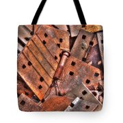 One More Day In The Railyard Tote Bag