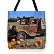 One More Pumpkin Tote Bag