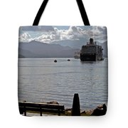 One More Ship Tote Bag