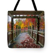 One More Stroll Tote Bag