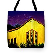 One Of Many Doors . . . Of The Lord Tote Bag