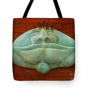 One Of Many Faces Tote Bag