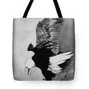 One Of My Eagles Tote Bag