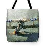 One Of The Yanks Tote Bag