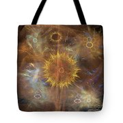 One Ring To Rule Them All - Square Version Tote Bag