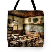 One Room School Tote Bag