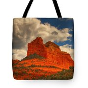 One Sedona Sunset Tote Bag