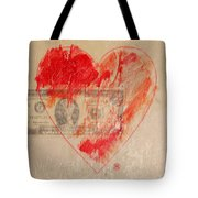 One Series 4 - Misery Is A Company Tote Bag
