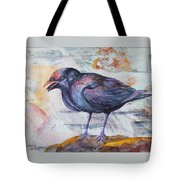 One Sided Conversation Tote Bag