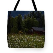 One Starry Summer Night Tote Bag