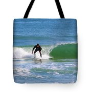 One Surfer Tote Bag