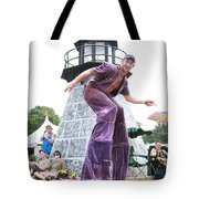 One Tall Dude Tote Bag
