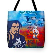 One Thing About Music Tote Bag