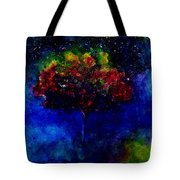 One Tree In The Universe Tote Bag
