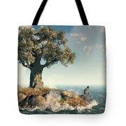 One Tree Island Tote Bag