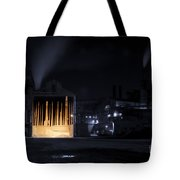 One Two Freddy's Coming For You Tote Bag by Juli Scalzi