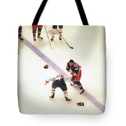 One Two Punch Tote Bag