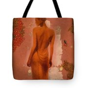 One View  Tote Bag