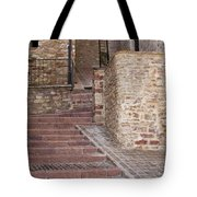 One Way Up Tote Bag