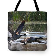 One Winged Flight Tote Bag