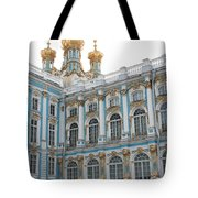 Onion Domes - Katharinen Palace - Russia Tote Bag